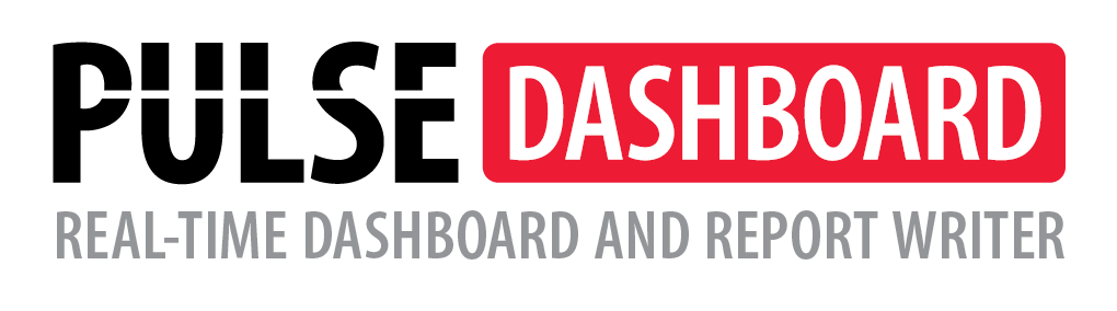 real time dashboard and report writer